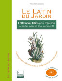 illustration Le Latin du Jardin