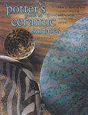 The potter s guide to ceramic surfaces