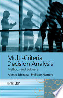 Multi criteria Decision Analysis