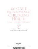 The Gale Encyclopedia of Children's Health: D-K