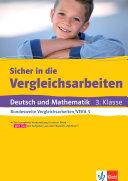 Klett Sicher in die Vergleichsarbeiten  Deutsch und Mathematik 3  Klasse