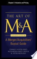 The Art of M A  Fourth Edition  Chapter 3   Valuation and Pricing