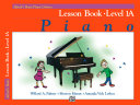 Alfred's Basic Piano Library - Lesson Book 1A