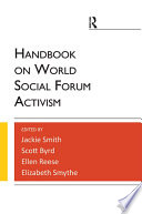 Handbook on World Social Forum Activism