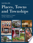 Places, Towns and Townships 2016