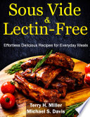Sous Vide Lectin Free 2 Cookbooks In 1