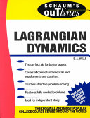 Schaum s Outline of Lagrangian Dynamics