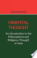 Oriental Thought