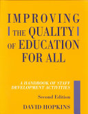 Improvements in the Quality of Education for All