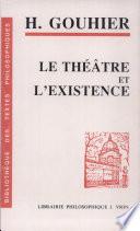 illustration Le Théâtre et l'existence