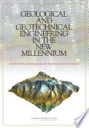 Geological and Geotechnical Engineering in the New Millennium