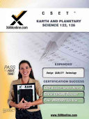 CSET Earth and Planetary Science 122  126