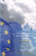 The European Union's Emerging International Identity