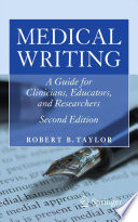 Medical Writing