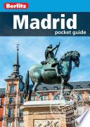 Berlitz  Madrid Pocket Guide
