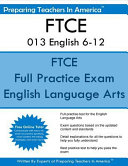 Ftce 013 English 6 12