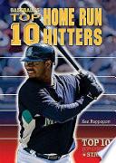 Baseball s Top 10 Home Run Hitters