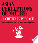 Asian Perceptions of Nature