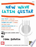 New Wave Latin Guitar Book with Audio Download