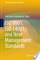 ISO 9001  ISO 14001  and New Management Standards