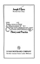 Family Counseling Theory And Practice