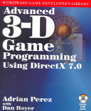 Advanced 3-D Game Programming Using DirectX 7.0