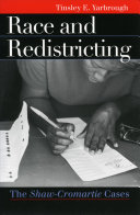 Race and redistricting
