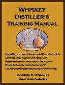Whiskey Distiller s Training Manual