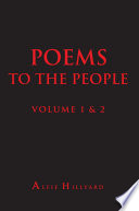 Poems To The People Volume 1   2