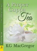 A Proper Cuppa Tea Book Cover