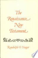 The Renaissance New Testament Volume 5