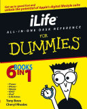iLife All in One Desk Reference For Dummies