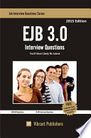 Ejb 3 0 Interview Questions You Ll Most Likely Be Asked