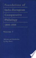 Etymologische Forschungen