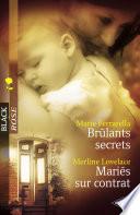 Br  lants secrets   Mari  s sur contrat  Harlequin Black Rose