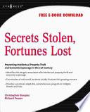 Secrets Stolen Fortunes Lost