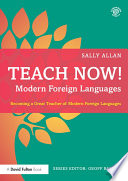 Teach Now  Modern Foreign Languages