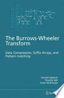The Burrows Wheeler Transform