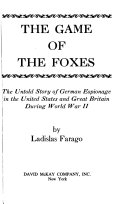 The game of the foxes