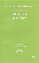 The Great Gatsby by Francis Scott Fitzgerald