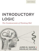 Introductory Logic Student Tex