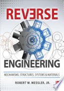 Reverse Engineering  Mechanisms  Structures  Systems   Materials