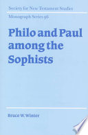 Philo and Paul Among the Sophists