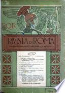 Rivista di Roma politica  parlamentare  sociale  artistica