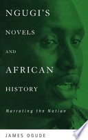 Ngugi s Novels And African History