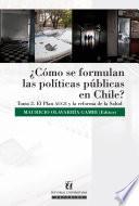 ¿Cómo se formulan las políticas públicas en Chile?