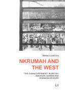 Nkrumah and the West Book
