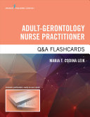 Adult gerontology Nurse Practitioner Certification Intensive Review