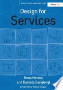 illustration du livre Design for Services