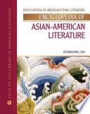 Encyclopedia of Asian American Literature